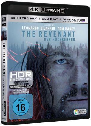 The Revenant - Der Rückkehrer 4K