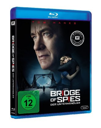 Bridge Of Spies, 1 Blu-ray
