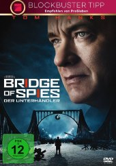 Bridge Of Spies, 1 DVD Cover
