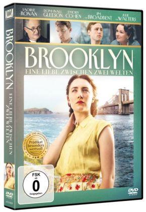 Brooklyn: Eine Liebe zwischen zwei Welten, 1 DVD