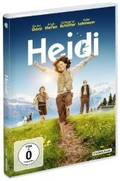 Heidi (2015), 1 DVD Cover