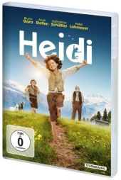 Heidi (2015), 1 DVD (Special Edition) Cover