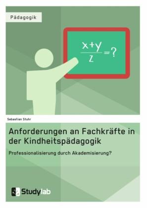 Anforderungen an Fachkräfte in der Kindheitspädagogik. Professionalisierung durch Akademisierung?