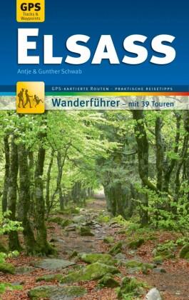 Elsass Wanderführer Michael Müller Verlag