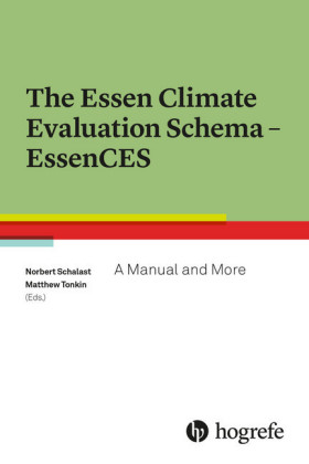 The Essen Climate Evaluation Schema - EssenCES