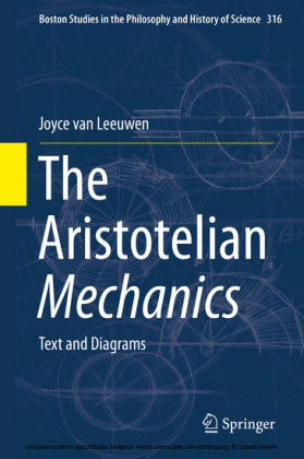 The Aristotelian Mechanics