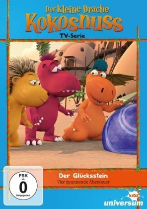 Der kleine Drache Kokosnuss TV-Serie - Der Glücksstein, 1 DVD