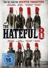 The Hateful 8, 1 DVD Cover