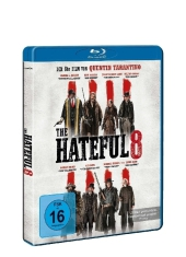 The Hateful 8, 1 Blu-ray Cover