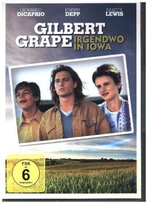 Gilbert Grape - Irgendwo in Iowa, 1 DVD