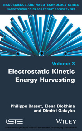 Electrostatic Kinetic Energy Harvesting