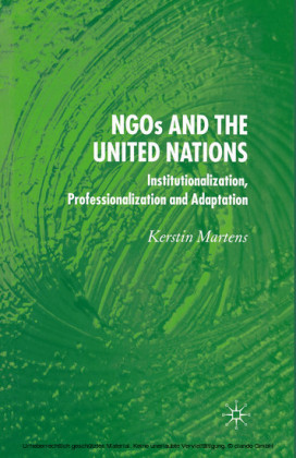 NGO's and the United Nations