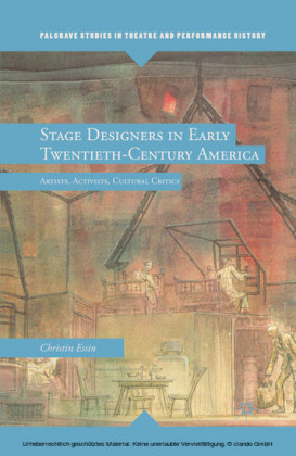 Stage Designers in Early Twentieth-Century America