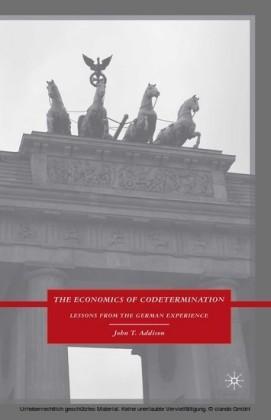The Economics of Codetermination