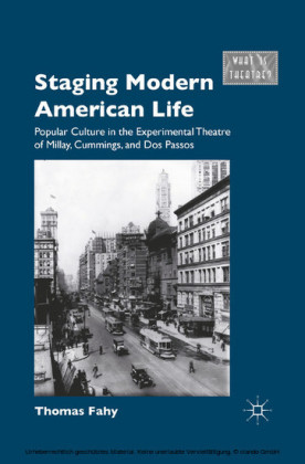 Staging Modern American Life