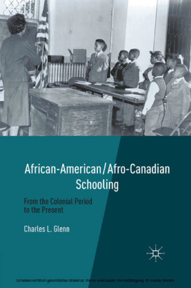 African-American/Afro-Canadian Schooling