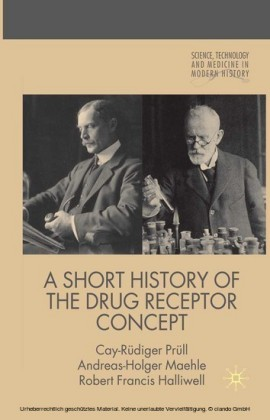 A Short History of the Drug Receptor Concept