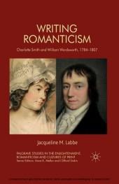 Writing Romanticism