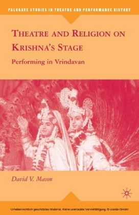 Theatre and Religion on Krishna's Stage