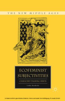 Ecofeminist Subjectivities