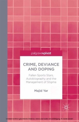 Crime, Deviance and Doping