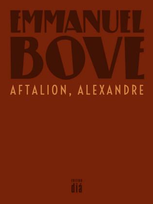 Aftalion, Alexandre