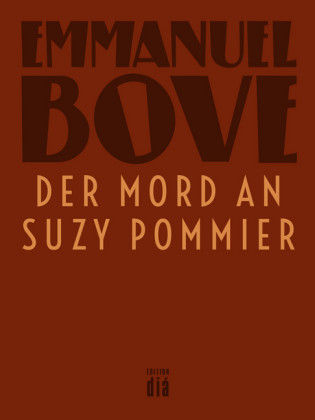 Der Mord an Suzy Pommier