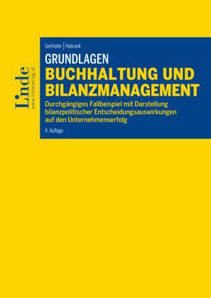 Grundlagen Buchhaltung und Bilanzmanagement