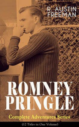 ROMNEY PRINGLE - Complete Adventures Series (12 Titles in One Volume)