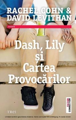 Dash, Lily i Cartea Provocarilor