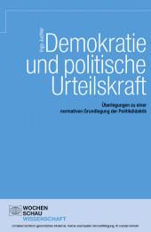 Demokratie und politische Urteilskraft