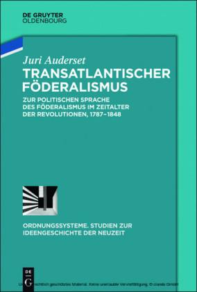 Transatlantischer Föderalismus
