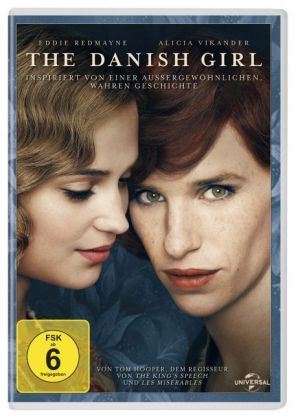 The Danish Girl, 1 DVD