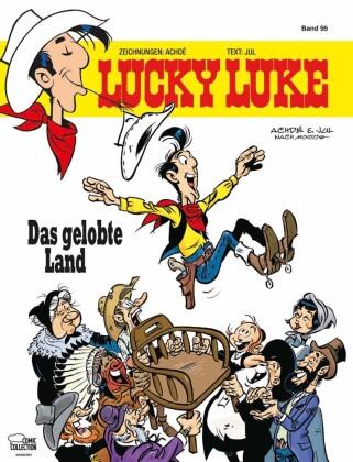 Lucky Luke - Das gelobte Land