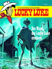 Der Mann, der Lucky Luke erschoss Cover