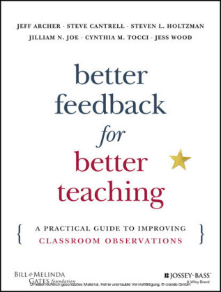 Better Feedback for Better Teaching
