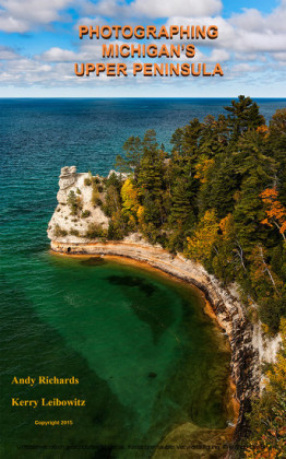 Photographing Michigan's 'Upper Peninsula'