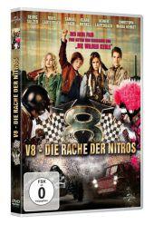 V8 - Die Rache der Nitros, 1 DVD Cover