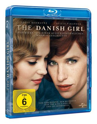 The Danish Girl, 1 Blu-ray