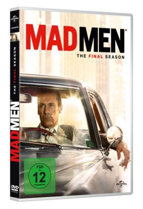 Mad Men, 6 DVDs