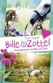 Bille und Zottel - Reiterabenteuer mit Bille und Zottel Cover