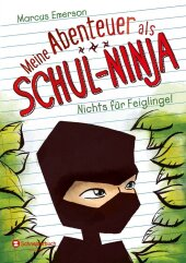 Meine Abenteuer als Schul-Ninja Cover