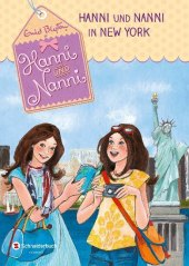 Hanni und Nanni in New York Cover