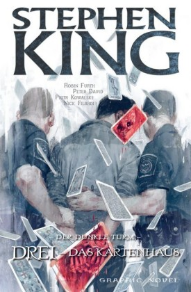 Stephen Kings Der dunkle Turm, Band 13 - Drei - Das Kartenhaus