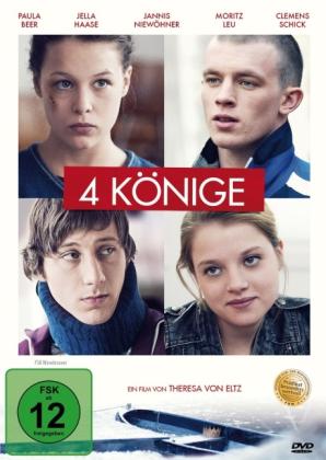 4 Könige, 1 DVD