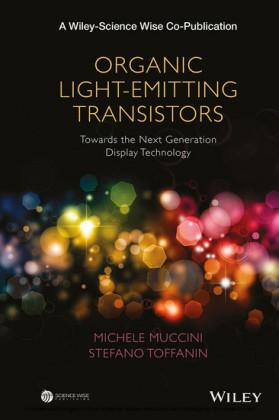 Organic Light-Emitting Transistors