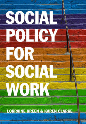 Social Policy for Social Work