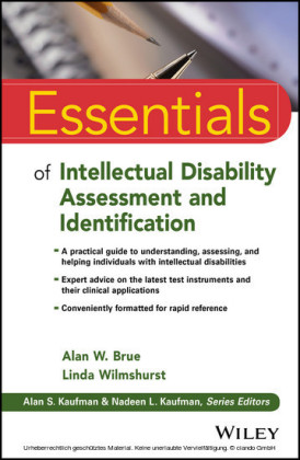 Essentials of Intellectual Disability Assessment and Identification