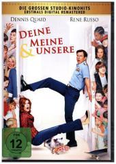 Deine, meine & unsere, 1 DVD Cover