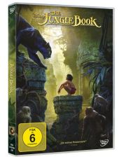 The Jungle Book, 1 DVD Cover